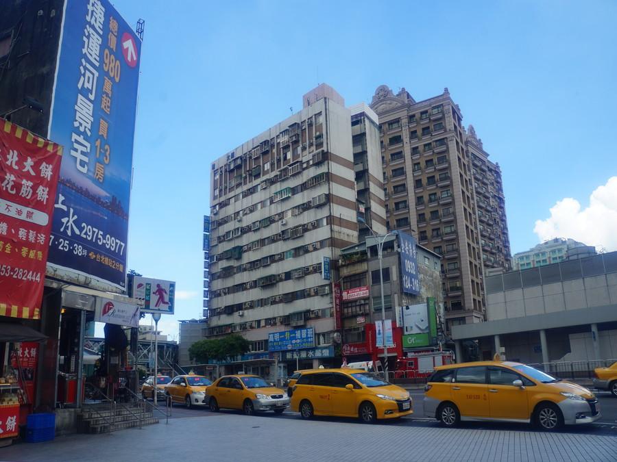 中国語のある風景